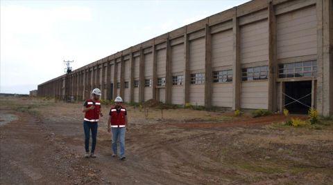 Kızılay, Atıl Fabrikayı Barınma Sistemleri Fabrikasına Dönüştürecek