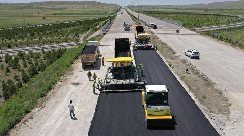 Ankara-Niğde Otoyolu'nun Yüzde 85'i Tamamlandı