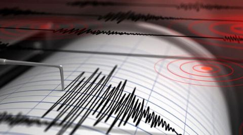 Bingöl'de 4.3 Büyüklüğünde Deprem