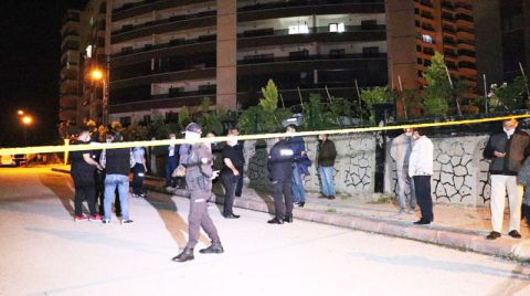 Ankara'da, 18 Katlı Bina Çökme Riski Nedeniyle Boşaltıldı