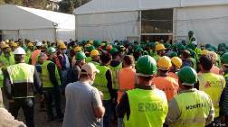 Sahra Hastanesi İnşaatında Korona: İşçiler Dava Açıyor