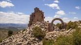 İsaura Antik Kenti'nin Sırları Gün Yüzüne Çıkartılmayı Bekliyor