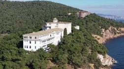 Heybeliada'daki Sanatoryum Atıl Kaldı