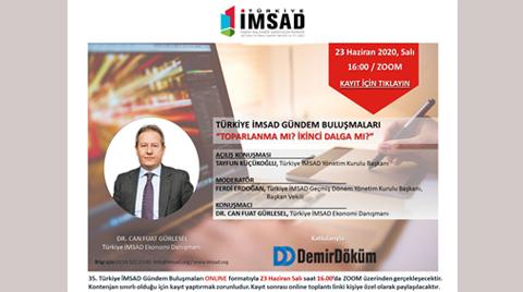 Türkiye İMSAD 35. Gündem Buluşmaları