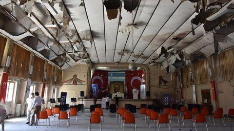 Tarihi Sümerbank Basma Fabrikası Restore Edilecek
