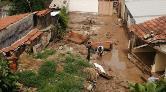 Manisa'da Sel Nedeniyle 2 Ev Yıkıldı