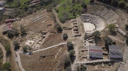 Metropolis Antik Kenti Kazıları 30. Yılında