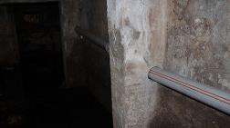 Gider Boruları için Kolonları Delinen Bina Mühürlendi