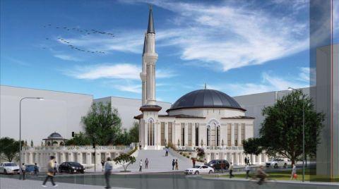 Kızılay'a Cami Projesi için Protokol İmzalandı