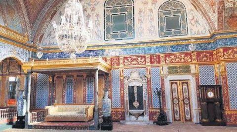 Topkapı Sarayı'ndaki Restorasyon Sırasında Hasar Oluştu