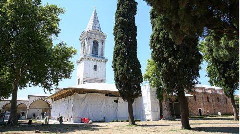 Milli Saraylardan Topkapı Sarayı'ndaki Restorasyona İlişkin Açıklama