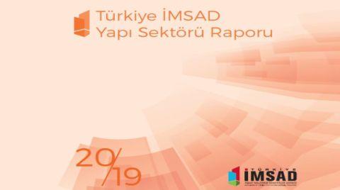 Türkiye İMSAD, Yapı Sektörü Raporu 2019'u Yayımladı