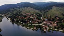 Sular Altındaki 'Sessiz Köy' Turizme Kazandırılacak