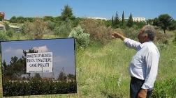 Tapulu Araziye İzinsiz Havuz ve Cami