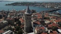 Galata Kulesi'nin Restorasyonu Ertelendi