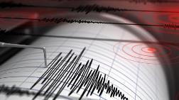İzmir Açıklarında 4.2 Büyüklüğünde Deprem