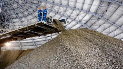 Çimento Satışlarında Yılın İlk Düşüşü Yaşandı