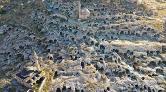 Nevşehir'deki Yamaç Yerleşimi Turizme Kazandırılıyor
