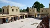 Çorum'da İnşa Edilen Hitit Köyü Turistleri Ağırlamaya Hazır