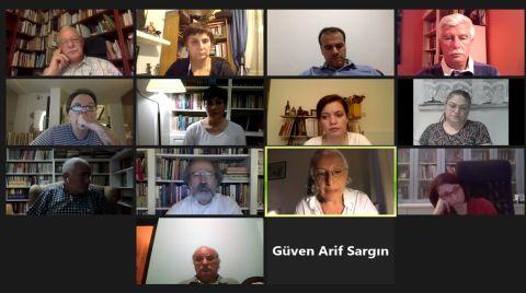 Mimarlar, Akademisyenler, Gazeteciler Güvenpark'ı Konuştu