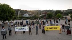 İzmir Halkı Jeotermale Karşı Bir Araya Geldi
