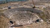 Laodikya Batı Tiyatrosu Restorasyonunda Sona Yaklaşıldı