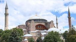 """Ayasofya'nın Planları """"Ayasofya Camii ve Külliyesi"""" Olarak Değiştirildi"""