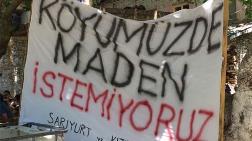 Bayındır'da Köylüler ÇED'e Karşı Birleşti