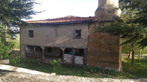 Osmanlı'dan Kalma Tarihi Üçköy Camii Restore Edilecek