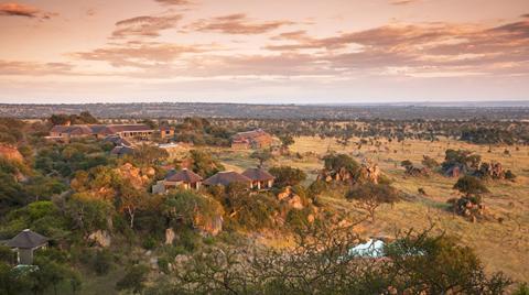Four Seasons Serengeti Lodge Projesinde Geberit Ürünleri Kullanıldı
