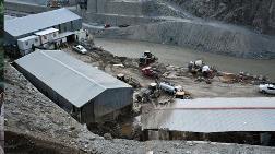 Yusufeli Barajı'nda Hasar Tespit Çalışmasına Başlandı