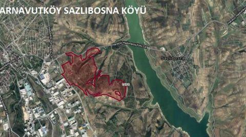 Kanal İstanbul'a 'Sıfır' Merayı İmara Açtılar
