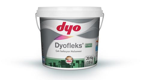 Dyofleks ve Dyofleks Elyaflı Çatı İzolasyon Malzemeleri