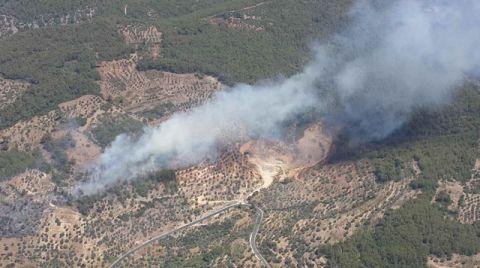 Bir Günde 15 Noktada Orman Yangını Çıktı