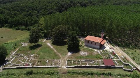 Fatih Dökümhanesi'ndeki Tarihi Cami Restore Edildi