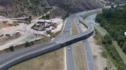 Amasya'da Çevre Yolu Heyecanı