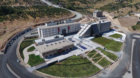 Türkiye'nin İlk 'Kamu Külliyesi' Açıldı