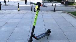 UKOME'den Elekrikli Scooter Kararı