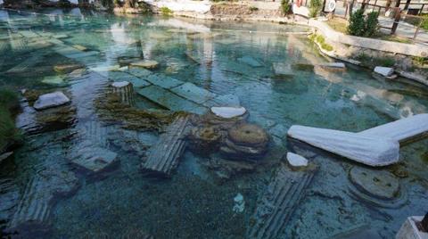 Antik Havuz için Acil İyileştirme Çağrısı