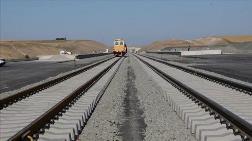 """""""Hedefimiz 2023 Yılına 3.500 Kilometre Demir Yolu Hattı İle Girmek"""""""