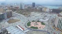 İBB'den Taksim Meydanı Açıklaması