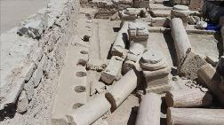 Denizli'de 2 Bin Yıllık Umumi Tuvalet Bulundu