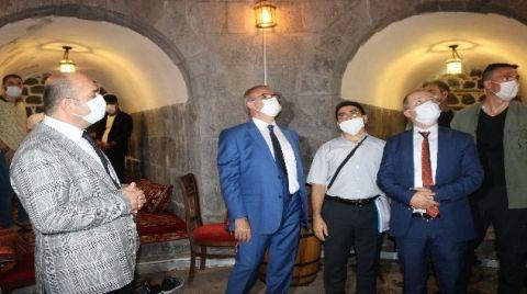 Diyarbakır Surları Temizleniyor