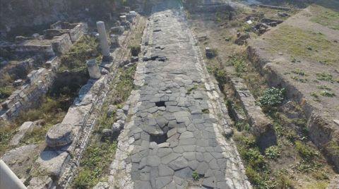 Mersin'de Bulunan Antik Roma Yolu Turizme Kazandırılıyor