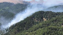 Yangın Sayısında Yüzde 30'luk Artış Var