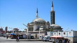 Taksim Camisinin Genel İşçiliğinin Yüzde 65'i Tamamlandı