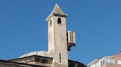 İBB Tarihi Cami için Harekete Geçti