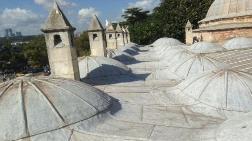 Tarihi Camideki Klimalar Kaldırıldı