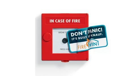 Knauf Güvencesiyle Bütünleşik Yangın Çözümleri