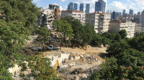 Teşvikiye'de TOKİ Değil, Deprem Toplanma Alanı İsteniyor